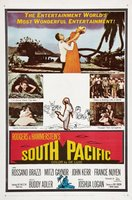 South Pacific movie poster (1958) picture MOV_6e74427a
