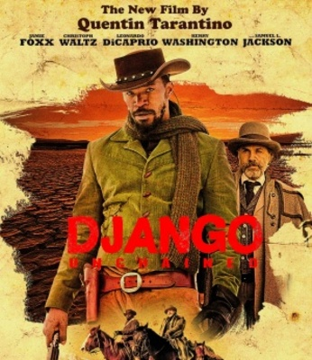 Django Unchained movie poster (2012) poster MOV_6e80966b
