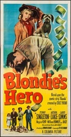 Blondie's Hero movie poster (1950) picture MOV_6e840256