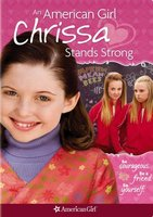 An American Girl: Chrissa Stands Strong movie poster (2009) picture MOV_6e84747e