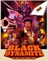 Black Dynamite: The Animated Series movie poster (2010) picture MOV_6e8ce5d4