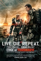 Edge of Tomorrow movie poster (2014) picture MOV_6e8eda2d