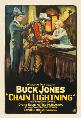 Chain Lightning movie poster (1927) poster MOV_6e907b7e