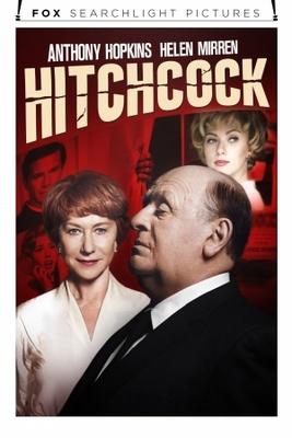 Hitchcock movie poster (2012) poster MOV_6e9104eb