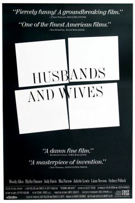 Husbands and Wives movie poster (1992) poster MOV_6e962b17