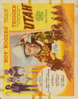 Utah movie poster (1945) poster MOV_6ea7f9b0