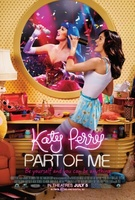 Katy Perry: Part of Me movie poster (2012) picture MOV_6ea84b98
