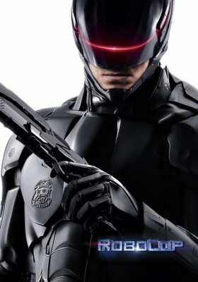 RoboCop movie poster (2014) poster MOV_6ea8da06