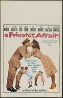 A Private's Affair movie poster (1959) picture MOV_6eab7548