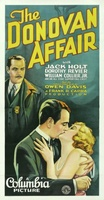 The Donovan Affair movie poster (1929) picture MOV_6eb49540