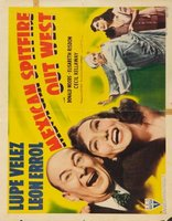 Mexican Spitfire Out West movie poster (1940) picture MOV_6eb74946