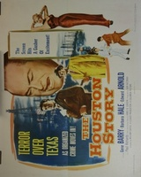 The Houston Story movie poster (1956) picture MOV_6ec07c99