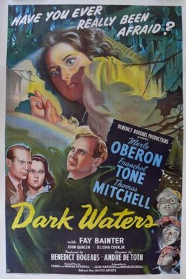 Dark Waters movie poster (1944) poster MOV_6eca12f9