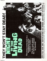 Night of the Living Dead movie poster (1968) picture MOV_6ece76e1