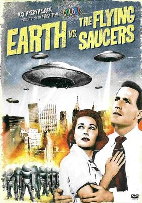 Earth vs. the Flying Saucers movie poster (1956) poster MOV_6ed1543d