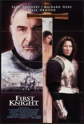 First Knight movie poster (1995) Poster. Buy First Knight ...
