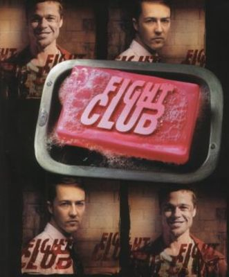 Fight Club movie poster (1999) poster MOV_6ed2b393