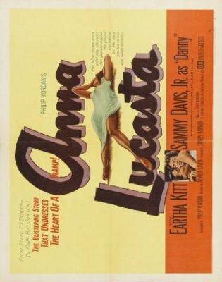 Anna Lucasta movie poster (1958) poster MOV_6ed5b9ad