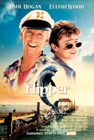 Flipper movie poster (1996) picture MOV_6ed6aa7e