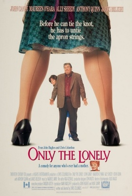 Only the Lonely movie poster (1991) poster MOV_6edad039