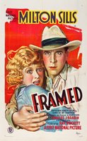 Framed movie poster (1927) picture MOV_6eded722