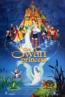 The Swan Princess movie poster (1994) picture MOV_6ee12f56