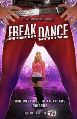 Freak Dance movie poster (2010) poster MOV_6eec2e70