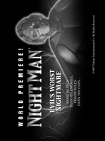 NightMan movie poster (1997) picture MOV_6ef53422