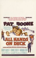 All Hands on Deck movie poster (1961) picture MOV_6efafb83