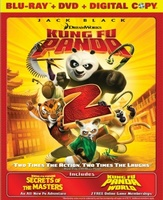 Kung Fu Panda: Secrets of the Masters movie poster (2011) picture MOV_6f006ea1