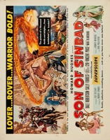 Son of Sinbad movie poster (1955) picture MOV_6f010fc7