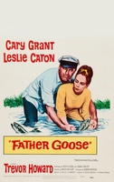 Father Goose movie poster (1964) picture MOV_6f014c4b