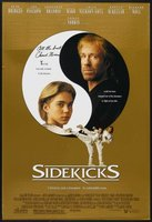 Sidekicks movie poster (1992) picture MOV_6f015a8f