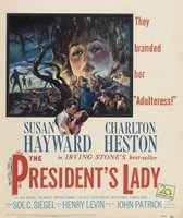 The President's Lady movie poster (1953) picture MOV_6f03b3b7