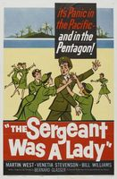 The Sergeant Was a Lady movie poster (1961) picture MOV_6f04d622