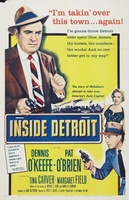 Inside Detroit movie poster (1956) picture MOV_6f05a249