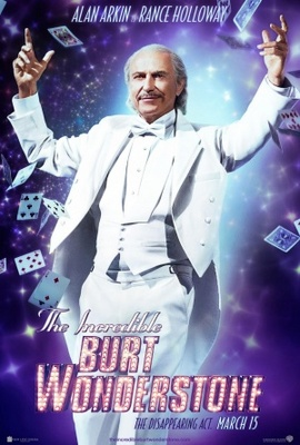 The Incredible Burt Wonderstone movie poster (2013) poster MOV_6f07cb9d
