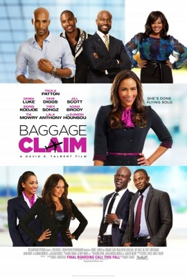 Baggage Claim movie poster (2013) poster MOV_6f0c4f4f