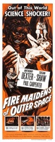 Fire Maidens from Outer Space movie poster (1956) picture MOV_6f0efd85