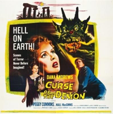 Night of the Demon movie poster (1957) poster MOV_6f1c9b6b