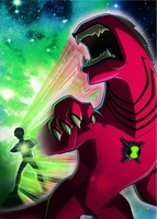 Ben 10: Ultimate Alien movie poster (2010) picture MOV_6f1dff3a