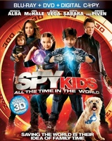 Spy Kids 4: All the Time in the World movie poster (2011) picture MOV_6f1eef83