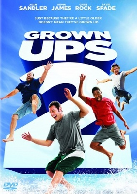 Grown Ups 2 movie poster (2013) poster MOV_6f238258