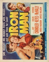 Iron Man movie poster (1951) picture MOV_6f25ad2b