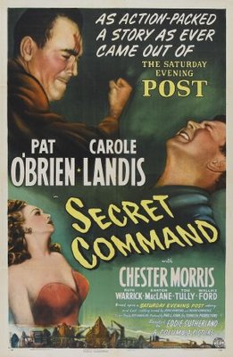 Secret Command movie poster (1944) poster MOV_6f2e7d6b