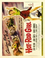 Hot Rod Girl movie poster (1956) picture MOV_6f2f82da