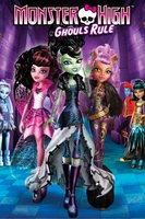 Monster High: Ghoul's Rule! movie poster (2012) picture MOV_6f3474aa