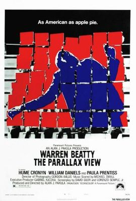The Parallax View movie poster (1974) poster MOV_6f35412d