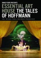 The Tales of Hoffmann movie poster (1951) picture MOV_6f372ba3