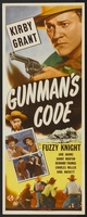 Gunman's Code movie poster (1946) picture MOV_6f3b0174